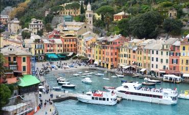 Portofino and Florence