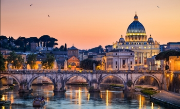 Venice, Florence and Rome